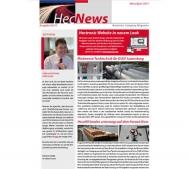 HecNews - Hectronic Company Magazine Ausgabe 02/17