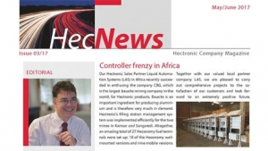 HecNews - Hectronic Company Magazine Issue 03/17