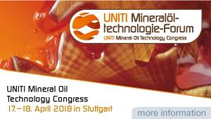 UNITI Mineral Oil Technology Congress 2018