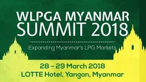 WLPGA Myanmar Summit 2018