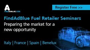 FindAdBlue Fuel Retailers Seminar in Melsbroek