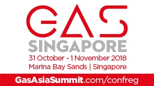 Gas Asia Summit Singapore 2018