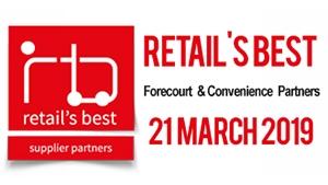Retail's Best Forecourt & Convenience Partners 2019