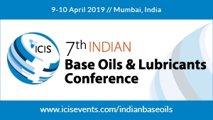 7th ICIS Indian Base Oils & Lubricants Conference