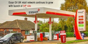 Twelve sites in the UK to rebrand as Essar Oil