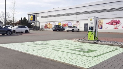 Lidl to equip 400 supermarkets in Germany with EV chargers
