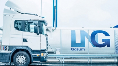 Gasum opens new gas filling station in Finland