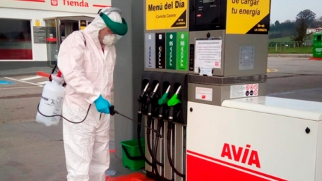 """Interview with Jorge de Benito: """"Spanish petrol stations need the Government's help"""""""