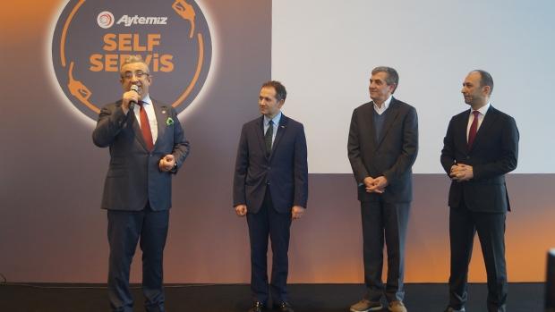 Aytemiz's self service project uses innovative technology from ASIS, PSensor
