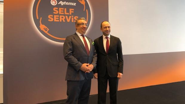 El proyecto de autoservicio de Aytemiz utiliza tecnología innovadora de ASIS, PSensor