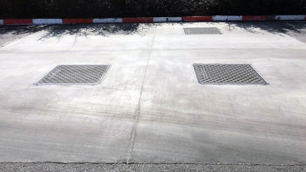 Fibrelite watertight manhole covers helped LUKOIL to eliminate water ingress