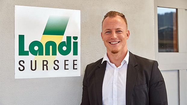 Thomas Bolliger, Member of the Management Team of Landi Sursee, is very pleased with the growing numbers since the operation of the Franke coffee machines has started in November 2018.