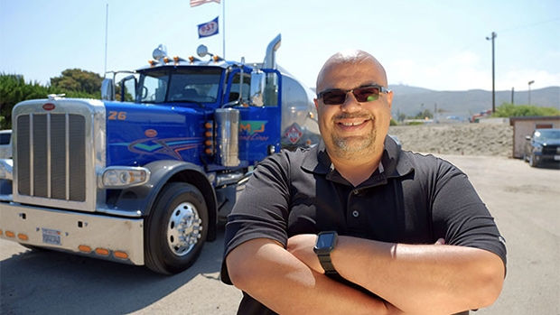 A robust telematics solution makes for a securely connected truck.
