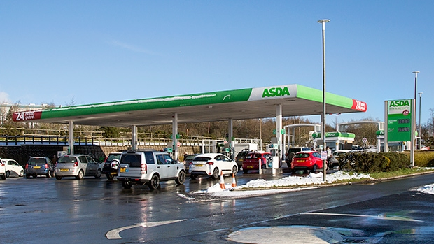 Sainsbury's and Asda commit to fuel cap after merging