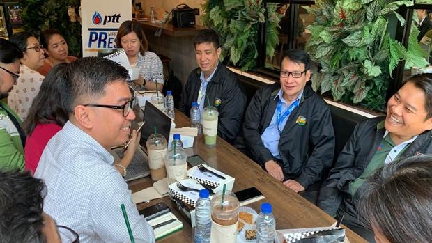 PTT Philippines nombra nuevo CEO