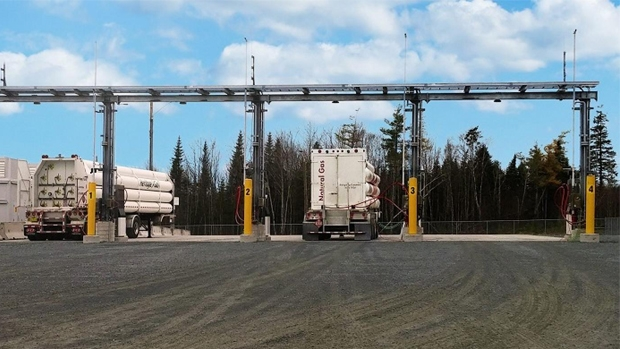 Canadá: Nueva estación de servicio de GNC en Ontario en construcción