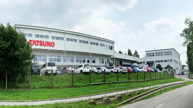 Tatsuno Europe starts production in the new state-of-the-art factory