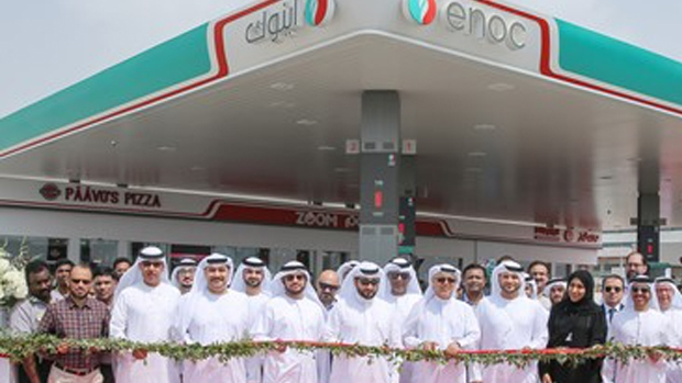 ENOC Group opens new service station in UAE