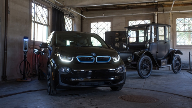 USA: BMW donates 100 EV charging stations to National Parks