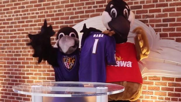 USA: Wawa c-stores parterns with Baltimore Ravens