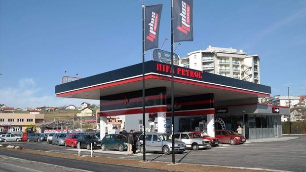 Bosnia's Hifa Petrol adds one site