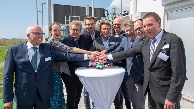 New hydrogen filling station rolls out in northern Germany