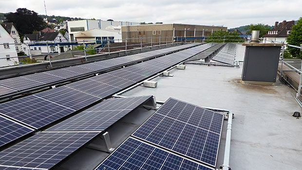Let the sunshine in: SGB invests in renewable energy
