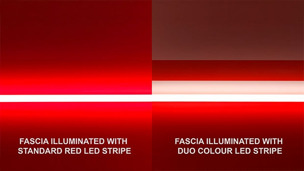 dK-LED: The global supplier for the Duo Colour LED Stripe