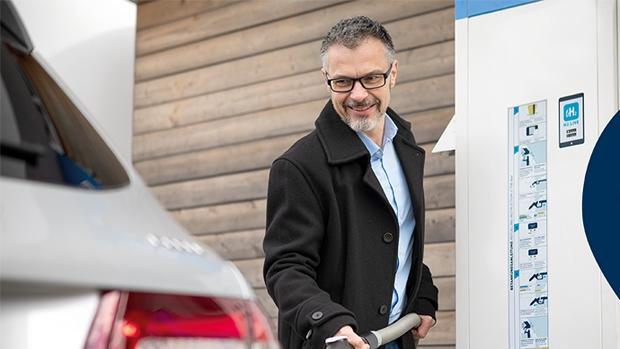 New hydrogen filling station in Germany