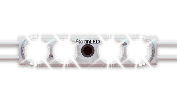 SloanLED adds 24V to Prism family