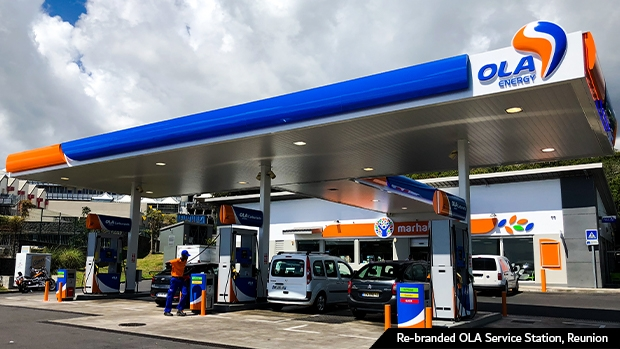Re-branding of fuel stations: from OiLibya to OLA Energy