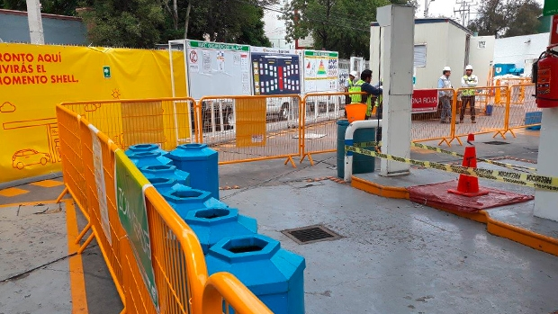 French engineering entering the Mexican fuel retail sector
