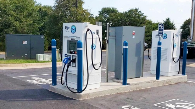 USA: Opened first fast chargers in Virginia-statewide charging network