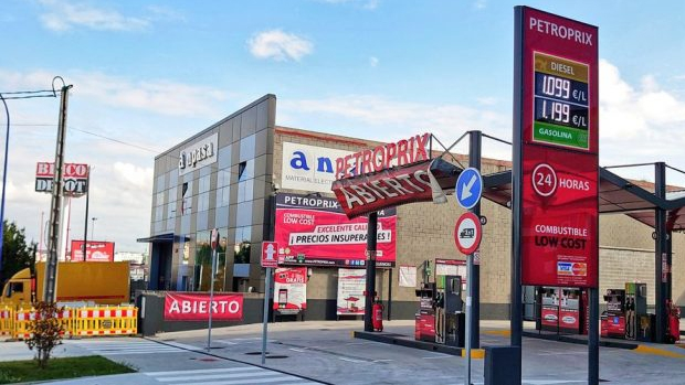 Spain: Petroprix opens low-cost gas station in A Coruña
