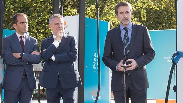 Repsol inaugura la estación de recarga de VE de mayor potencia de Europa