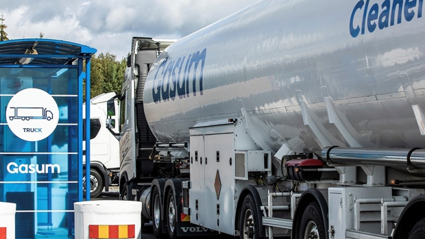 Abre la estación de servicio de gas licuado más septentrional de Suecia