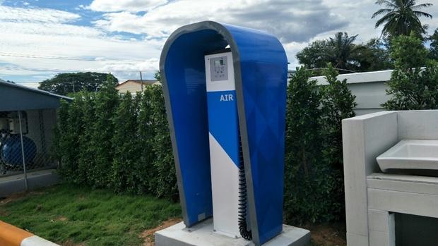 Tailandia: PTT instalará torres de aire de PCL en sus estaciones de servicio