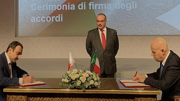 Eni firma un memorando de entendimiento para fortalecer la colaboración en el sector energético de Bahrein