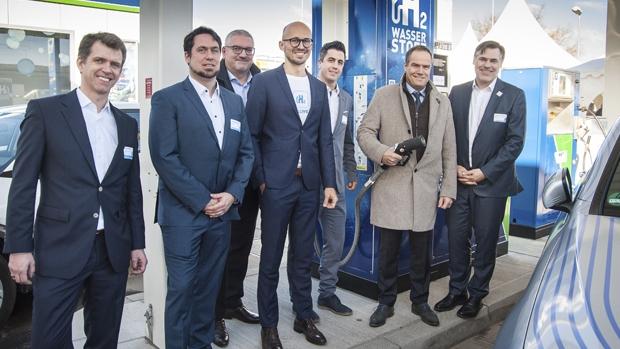 Alemania: Se abre una nueva estación de servicio de hidrógeno en Heidelberg
