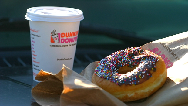 These sites represented less than 0.5 percent of Dunkin' U.S. annual systemwide sales