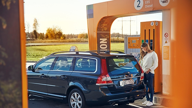 "SPT: ""The Scandinavian goal is to reduce fossil fuel in heavy-duty transport"""