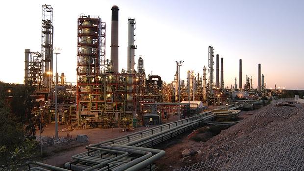 Porvoo refinery