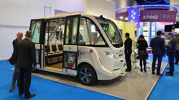 MOVE 2020 – Looking to the future of mobility