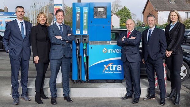 Irish service station retailer Inver launches new fuels