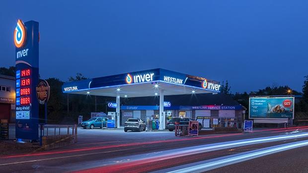 El minorista irlandés de estaciones de servicio Inver lanza nuevos combustibles
