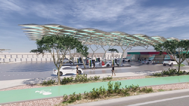 ENOC's service station of the future takes shape
