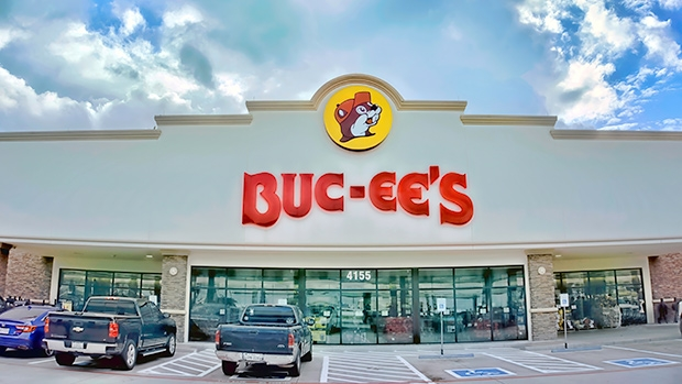 Buc-ee's store in Temple, Texas