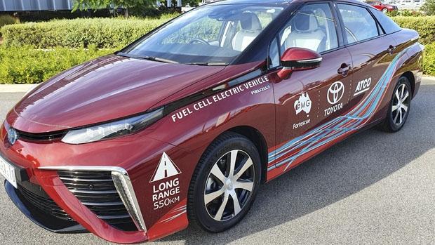 New initiative to build hydrogen refuelling infrastructure in Australia