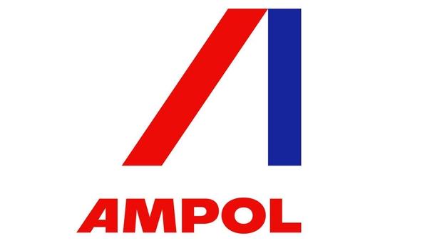 Ampol's new logo