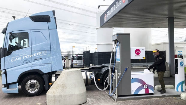 Netherlands: PitPoint.LNG opens revamped LNG station in Zwolle